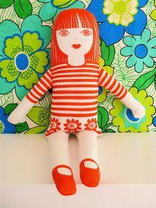 """Tilda"" doll kit by Jane Foster"