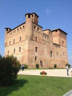 Castello di Grinzane Cavour.