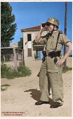 Fallschirmäger in Italy