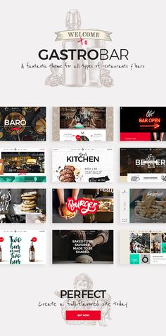 GastroBar - A Multi-concept Theme for Restaurants, Bars, and Pubs #pasta #reservation • Available here ➝ https://themeforest.net/item/gastrobar-a-multiconcept-theme-for-restaurants-bars-and-pubs/21104061?ref=rabosch