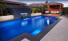 10.5m Majestic Fibreglass Swimming Pool | Location Bedford
