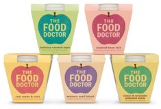 """""""The language throughout is both simple and informative, empowering consumers with the knowledge they need to understand their food and truly love their bodies. The use of colour across the range builds this message by injecting the brand with a sense of continuous energy and positivity."""""""