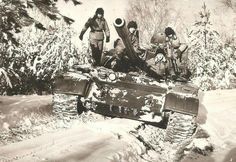 Polish People's Army T-55