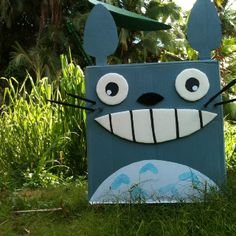 Totoro...Party card box