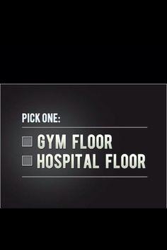 You Choose...