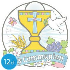 Holy Communion Printed Cutout - Party City