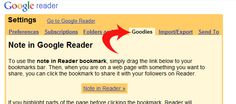 """How to use Google Reader in real format with the """"next"""" button. Great for those blogs whose pictures don't show up in the reader feed."""