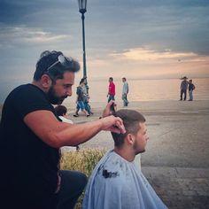 Just Men coiffure ( Greece - Veria )