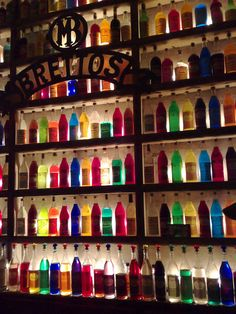 The Brettos bar, Athens, Greece