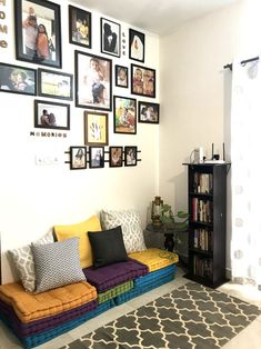 How to make your Home Interior Decorating successful? Home Decor Store, Indian Room Decor, House Interior Decor, Decor, Home Room Design, Indian Bedroom Decor, Floor Seating Living Room, Home N Decor, Home Decor