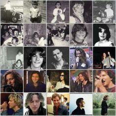 Faces of Eddie Vedder