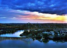 Panorama, Miasta, Brisbane