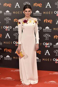 Alfombra roja Premios Goya 2017