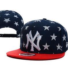 MLB New York Yankees Snapback   $6.99