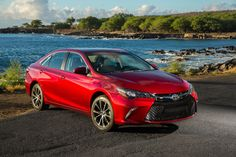 To The Test! The 2017 Toyota Camry XSE