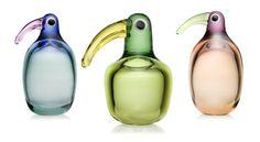anu penttinen | Glass Birds by Anu Penttinen