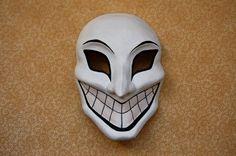 Machte nach Bestellung - Shaco Maske von League of Legends