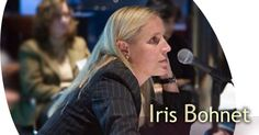 Iris Bohnet of The Harvard Kennedy School's Women and Public Policy Program