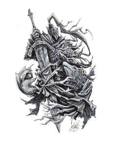 Dark Souls Art Book - Album on Imgur