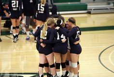#CazCollege Women's Volleyball schedule is out!
