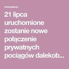 21 lipca uruchomione zostanie nowe połączenie prywatnych pociągów dalekobieżnych - z Krakowa przez Pszczynę do Pragi. Czas trwania podróży wynosi 4 h 17 min. Ruszyła już sprzedaż biletów!