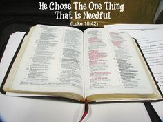 Some wonderful tips on getting your children to LOVE the Word of God!!