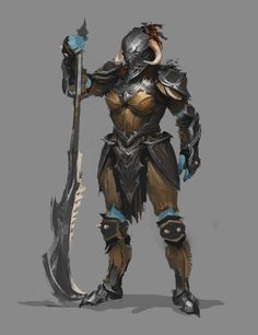 Fantasy Character Design, Character Design Inspiration, Character Concept, Character Art, Dungeons And Dragons Characters, Dnd Characters, Fantasy Characters, Fantasy Armor, Fantasy Weapons