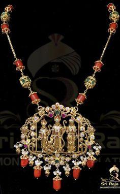 Latest Jewellery, Bead Jewellery, Beaded Jewelry, Gold Pendant, Pendant Jewelry, Gold Jewelry, Simple Jewelry, Bridal Jewelry, Costume Jewelry