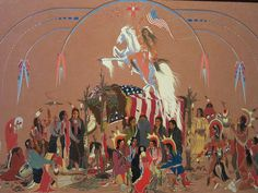 Beyond the Curio: A Native American Artist Who Never Quite Breaks Free