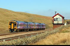 RailPictures.Net Photo: 158861 Northern Rail BR Class 158 at Ribblehead, United Kingdom by Jonathan King