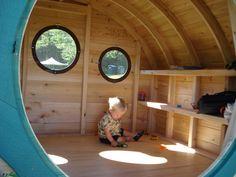 Hobbit Hole playhouses, sheds, cottages, saunas, more! - Home