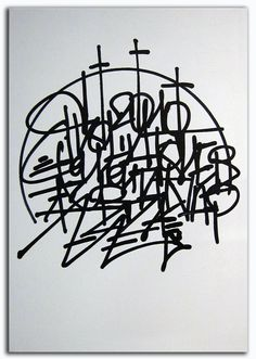Sowat Graffiti Lettering Alphabet, Graffiti Writing, Graffiti Tagging, New York Graffiti, Street Art Graffiti, Graffiti Artists, Graffiti Doodles, Graffiti Styles, Types Of Lettering