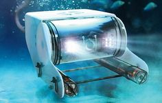 Exploring the Deep Ocean With Underwater Robots Kory: ROVs are remotely operated vehicles that are tethered to a boat to preform short term tasks such as collecting samples or exploring.