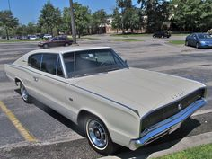 Curbside Classic: 1967 Dodge Charger – Chrysler's Marlin