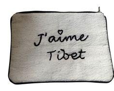 J& Tibet pouch Social Organization, Pouch, Wallet, Tibet, Design Projects, Coin Purse, Bags, Handbags, Sachets