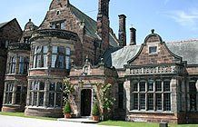 The Manor House - Front Entrance, Thornton Manor Wirral