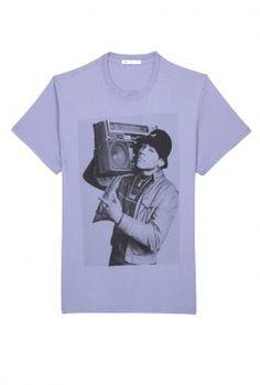 coolest t-shirt ever? @llcoolj by janette beckman