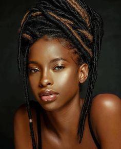 #blackhairstyles #blackgirlmagic #beauty #locs