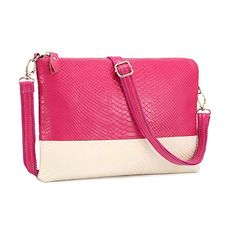 Women Genuine Leather Crocodile Contrast Color Clutch Bag Handbag  Worldwide delivery. Original best quality product for 70% of it's real price. Hurry up, buying it is extra profitable, because we have good production sources. 1 day products dispatch from warehouse. Fast & reliable...
