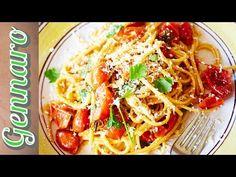 Nudeln in Tomate-Mozzarella Soße / Pasta wie bei Vapiano / vegetarisch - YouTube