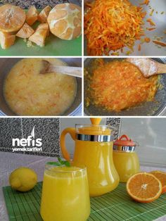 Turkish Recipes, Ethnic Recipes, Healthy Juices, Homemade Beauty Products, Food Humor, Refreshing Drinks, Iftar, Cantaloupe, Sweet Potato