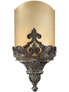 Catalonia Single Sconce In Aged Bronze Patina | House of Antique Hardware