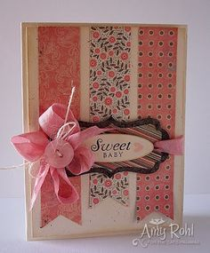 Odds - a good use of scraps of matching papers.  The sentiment could be whatever you need.