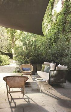Terrasse en bois 75 id es pour une d co moderne for Mobilier exterieur terrasse