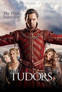 Los Tudor Poster series-tv-series