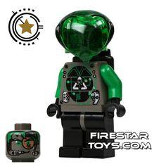 LEGO Space - Insectoids Alien | Space LEGO Minifigures | LEGO Minifigures | Firestartoys.com