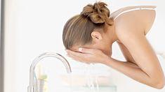 Správne umývanie tváre je základom krásnej pleti: Ako to robíte vy? Acne Face Wash, Organic Skin Care, Your Skin, Fitness, Natural Skin Care