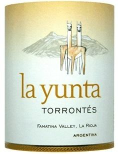 I liked a wine, La Yunta Torrontes, in the in the 2012 People's Voice Wine Awards on Snooth.com