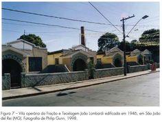 Art déco e indústria: Brasil, décadas de 1930 e 1940  VILA OPERARIA