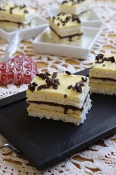 Food Cakes, Pavlova, Biscuit, Cake Recipes, Caramel, Food And Drink, Ice Cream, Sweets, Candy
